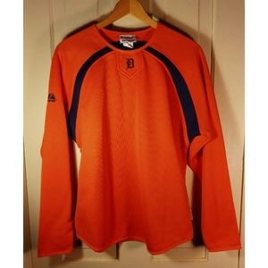 Majestic Therma Base Detroit Tigers pullover